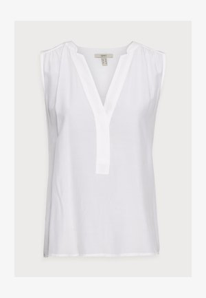 BLOUSE - Topper - white