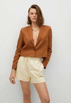 SASTRE - Blazer - brent oransje
