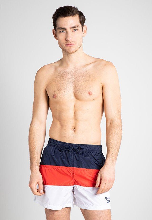 WILLIS - Swimming shorts - dark blue