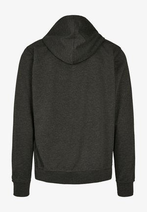 Zip-up hoodie - h.charcoal