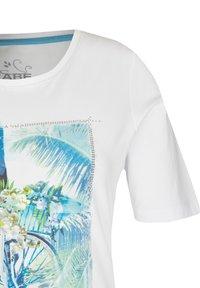 Rabe 1920 - Print T-shirt - white - 2