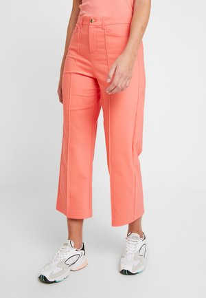 NIGHT PANT SUSTAINABLE - Trousers - sugar coral