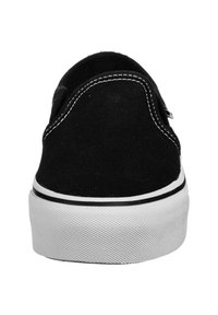 Vans - ASHER - Trainers - black / white - 5