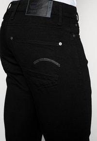 G-Star - REVEND SKINNY FIT - Jeans Skinny Fit - nero black - 4