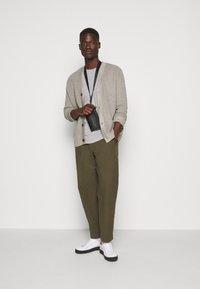 JOOP! Jeans - CHARLES - Long sleeved top - silver - 1