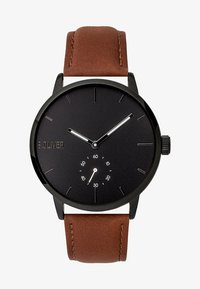 s.Oliver - Watch - brown - 1