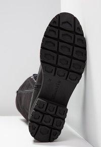 Tamaris - Lace-up boots - black - 6