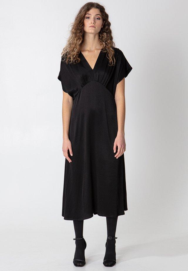 SEYMA - Denní šaty - black