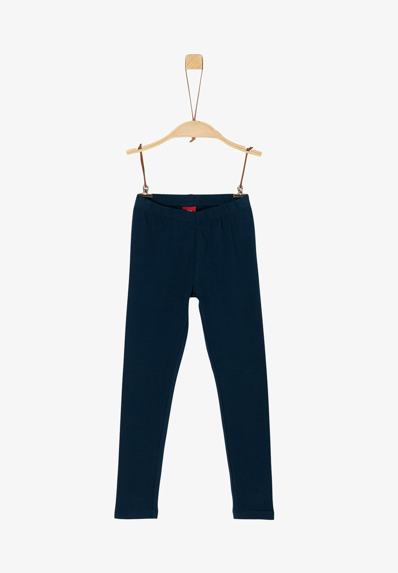 s.Oliver - Leggings - Trousers - dark blue