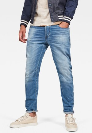 ARC 3D SLIM - Slim fit jeans - light blue