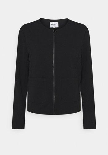 ONLJEN CAROLINA ZIP POCKET - Summer jacket - black