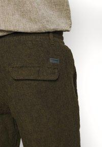 Lindbergh - PANTS - Trousers - army - 5