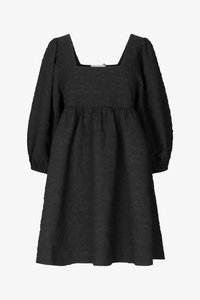 JUST FEMALE - TODA DRESS - Cocktail dress / Party dress - black - 5