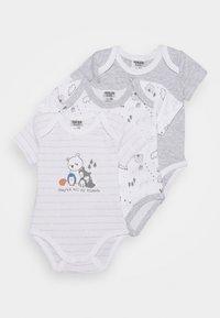 Jacky Baby - 3 PACK - Body - grey - 0