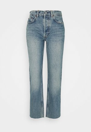 TOMMY HIGH RISE - Straight leg jeans - far country