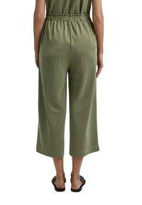Esprit - CULOTTE - Trousers - light khaki - 7