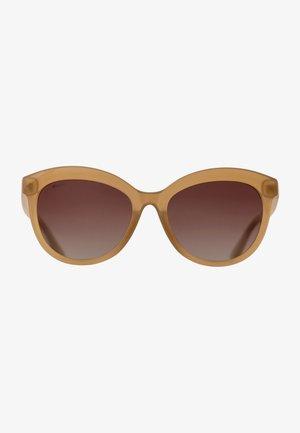 TULIA - Sluneční brýle - nude