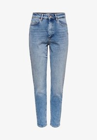 ONLY - ONLVENEDA LIFE MOM FIT - Slim fit jeans - light blue - 0