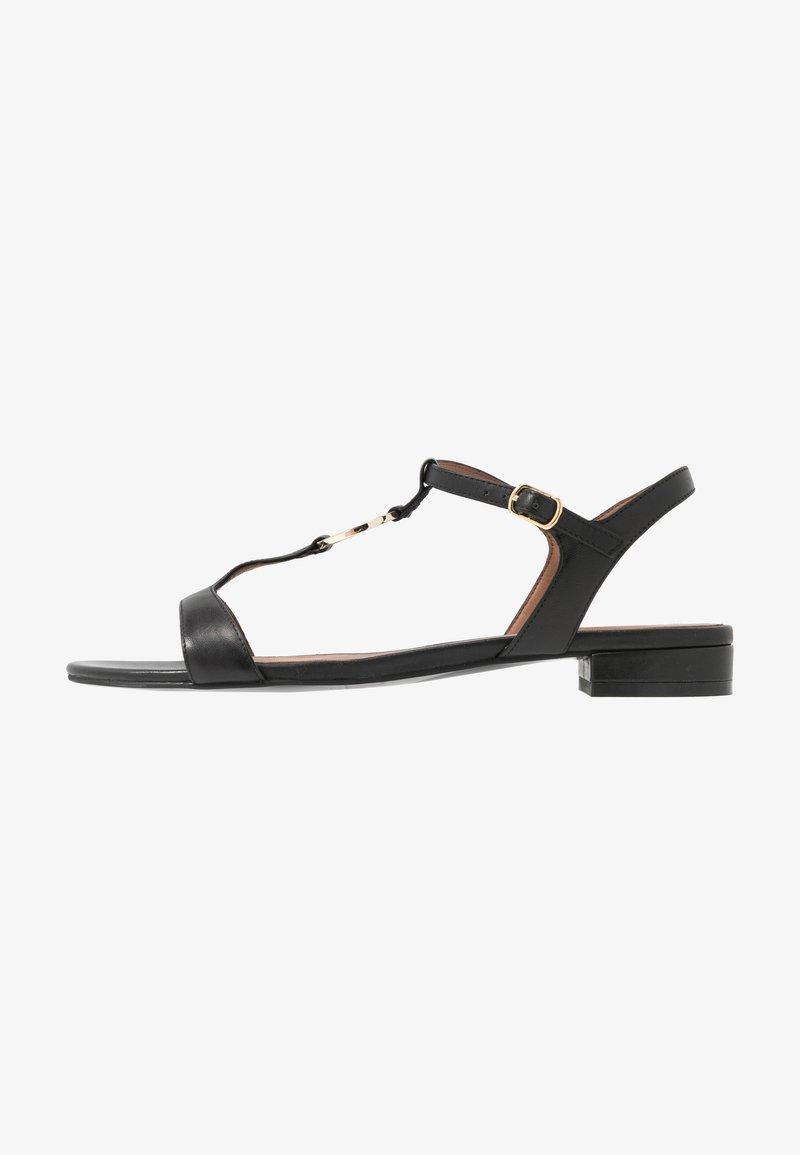 Emporio Armani - Sandals - black