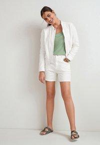 Next - Denim jacket - white - 1