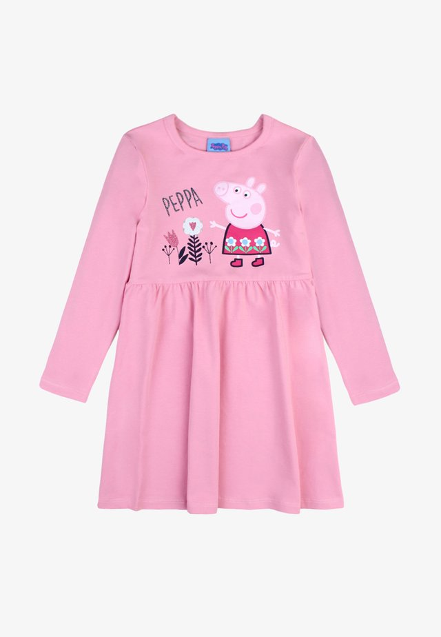PEPPA PIG - Day dress - sea pink