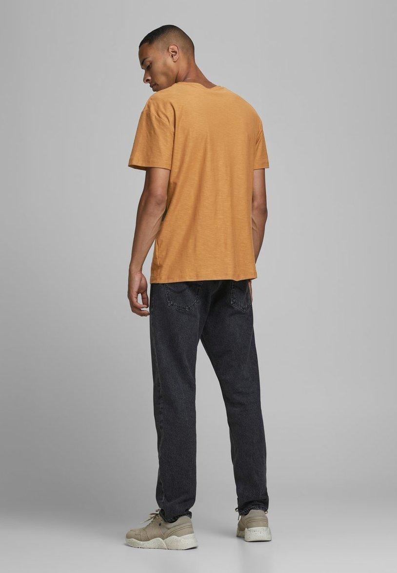 Jack & Jones Print T-shirt - rubber xFguZ