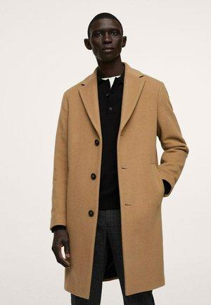 Manteau classique - marron moyen