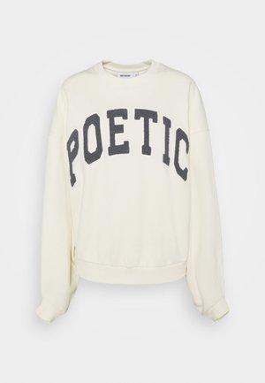 PAM  - Sweatshirt - light yellow
