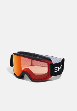 SQUAD - Lyžařské brýle - black