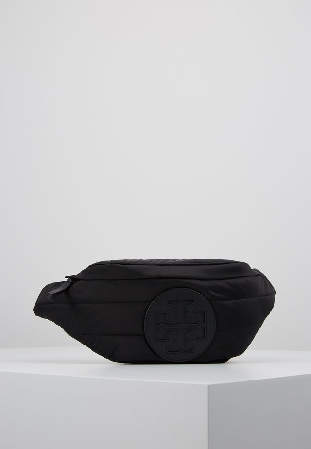ELLA BELT BAG - Vyölaukku - black