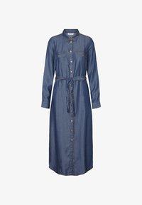 Noisy May - Maxi dress - medium blue denim - 0
