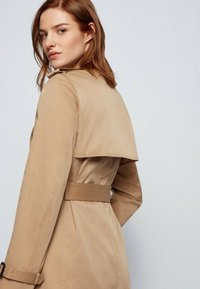BOSS - CONRY - Trench - beige - 4