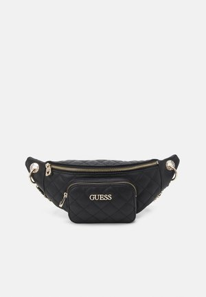 ILLY CROSSBODY BELT BAG - Rumpetaske - black