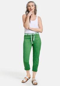 Gerry Weber - Slim fit jeans - palm - 1