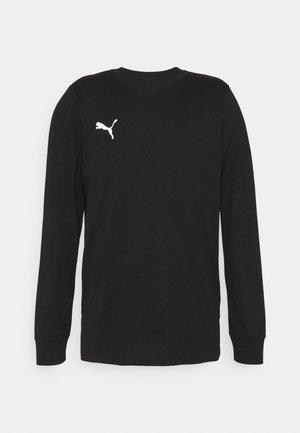 BBALL SHOOTING - Pitkähihainen paita - black