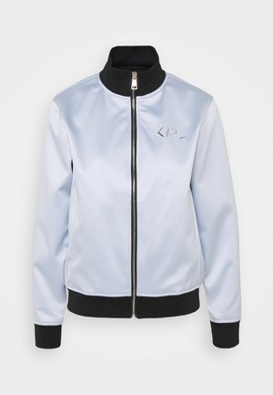 JACKET - Summer jacket - cashmere blue