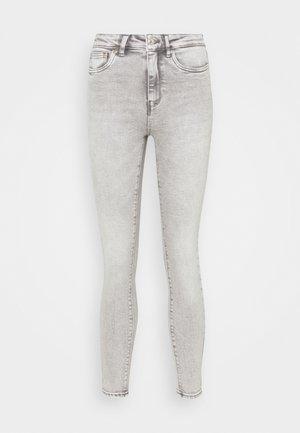 ONLMILA  - Jeans Skinny Fit - light grey denim