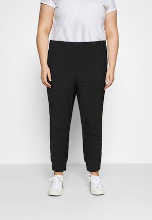 KCHAN PANTS - Pantaloni - black deep