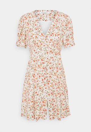 PRINTED SUN DRESS - Day dress - multi-coloured