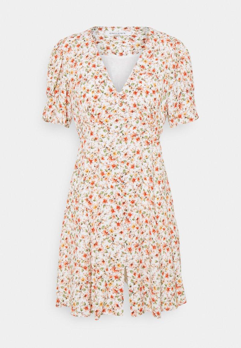 Forever New Petite - PRINTED SUN DRESS - Sukienka letnia - multi-coloured