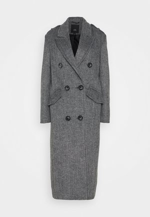 BENTLEYPOWER SHOULDER COAT - Classic coat - grey