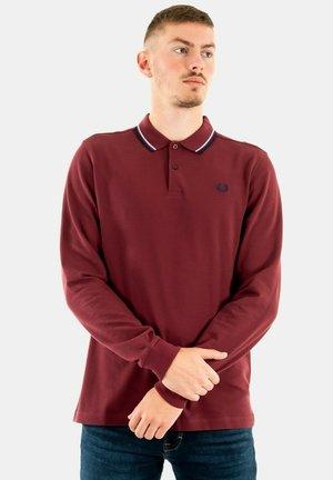 Poloshirt - rouge