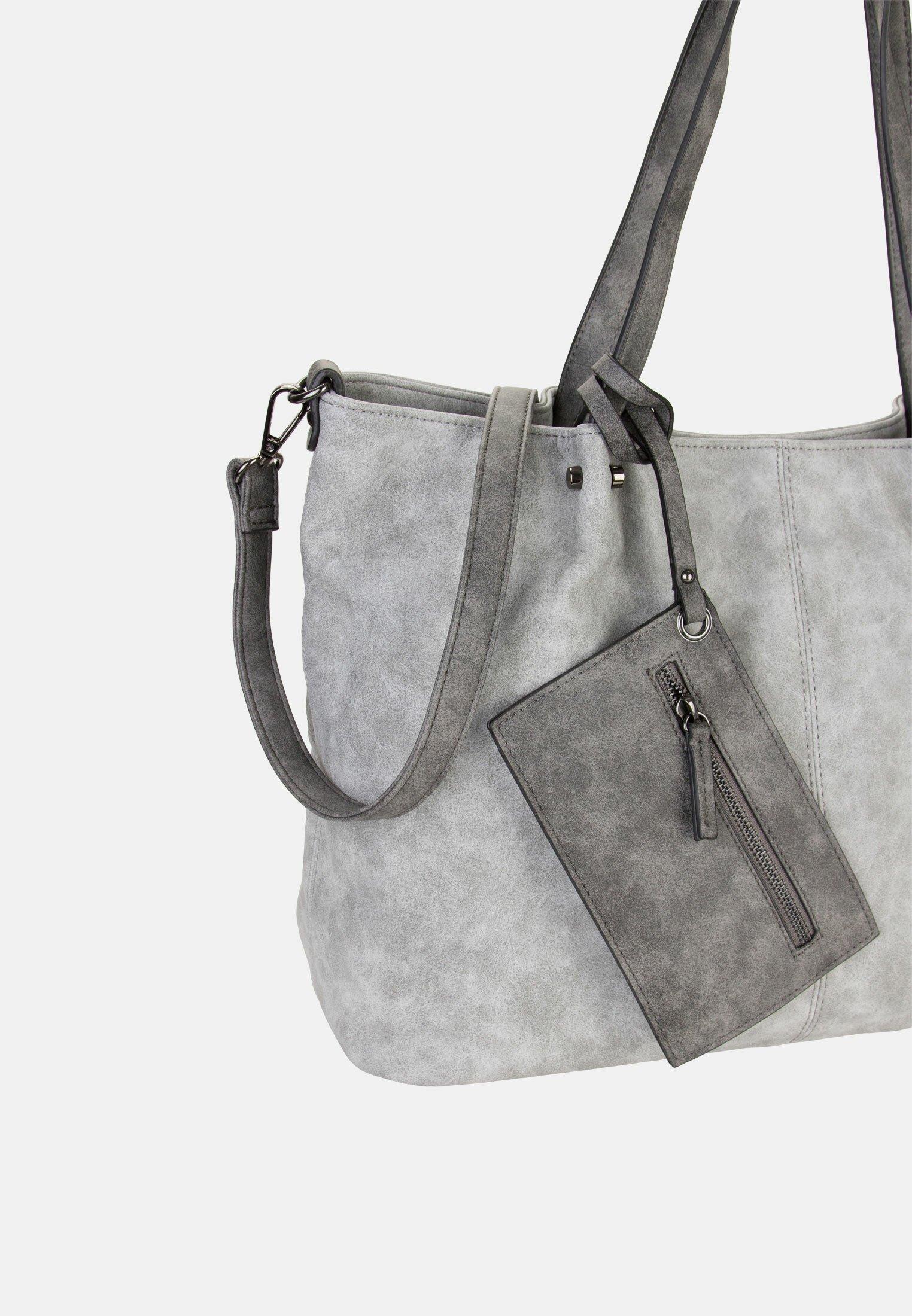Emily & Noah BAG IN BAG SURPRISE - Cabas - grey/darkgrey