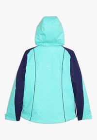 Kjus - GIRLS FORMULA JACKET - Ski jacket - myst sea/into blue - 1