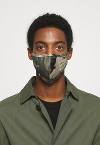Alpha Industries - FACE MASK UNISEX - Tygmasker - mixed colors - 0