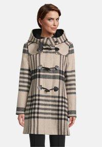 Gil Bret - Winter coat - camel/black - 0