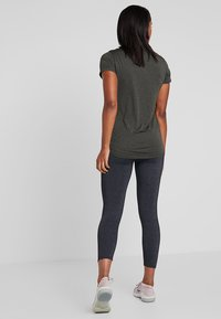 Cotton On Body - MATERNITY CORE 7/8  - Leggings - charcoal marle - 2