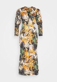 Never Fully Dressed Petite - BLOOM PRINT LINDOS DRESS - Vapaa-ajan mekko - navy/multi - 4