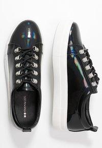 Even&Odd - Sneakersy niskie - black - 3