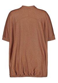 Samoon - Vest - mocca brown - 5